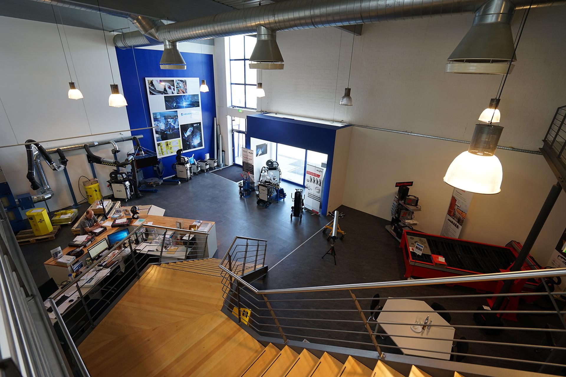 Gewerbeimmobilie in Lippstadt nach Umbau