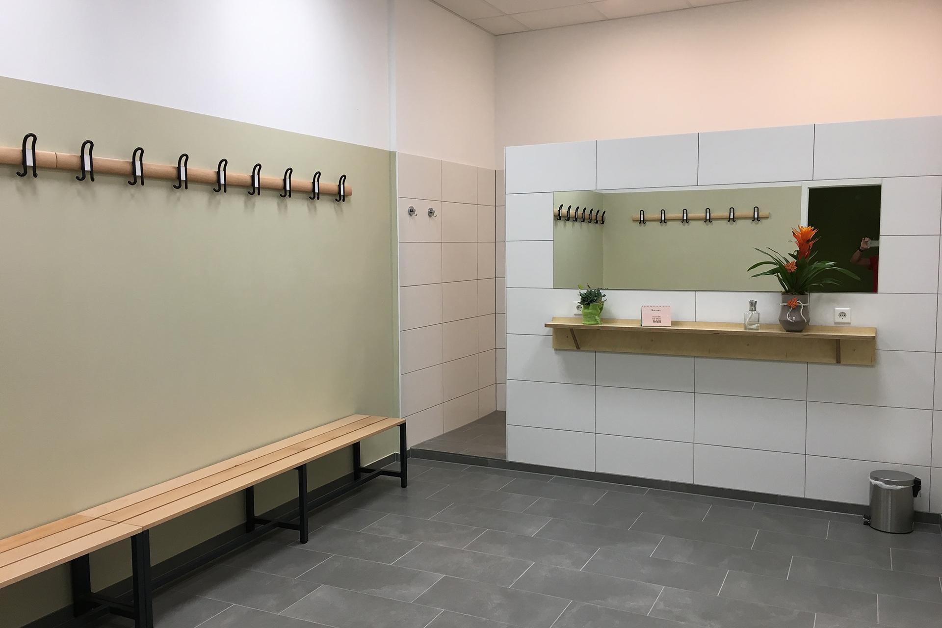 Gesundheitsstudio schön umgebaut - Schlüter Gewerbeimmobilie Lippstadt