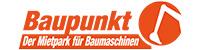 Logo Baupunkt Lemgo - Mietpark für Baumaschinen